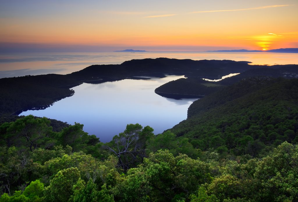 Odštevanje do počitnic na otoku Mljet!