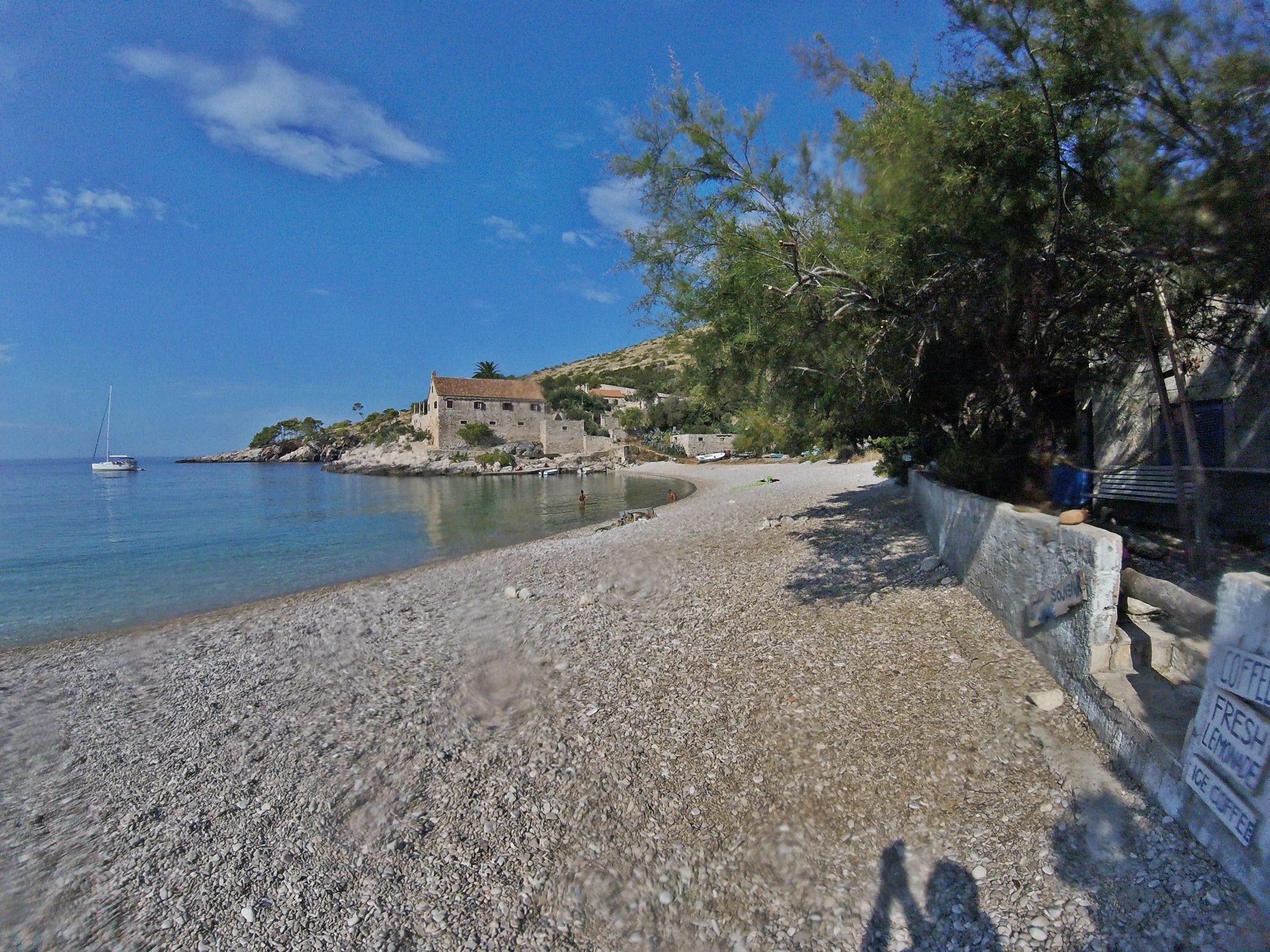 Dubovica - otok Hvar