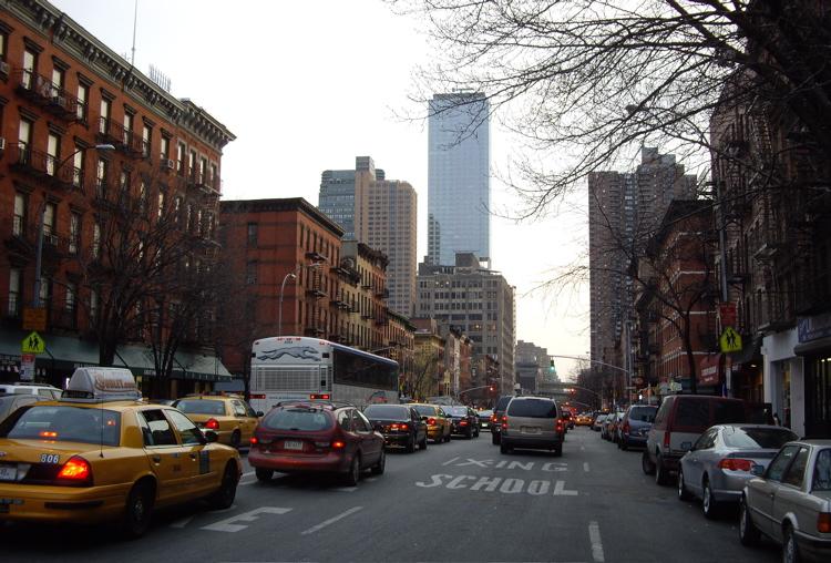 Najem stanovanja v ulici New Yorka, kjer stanuje Sting