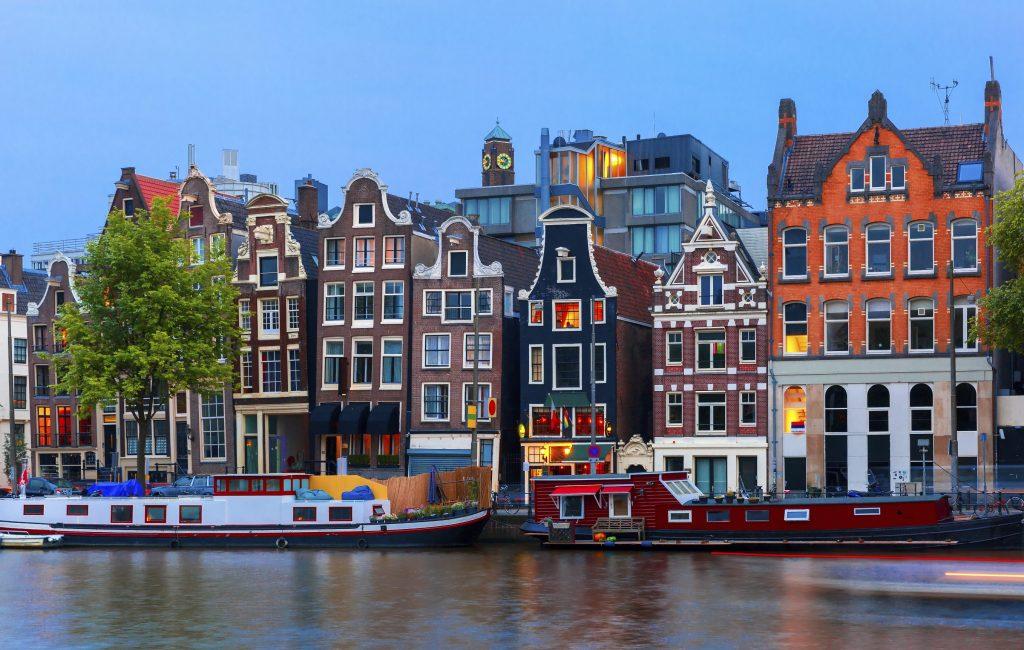 V Amsterdam lahko potujete tako poceni kot še nikoli!