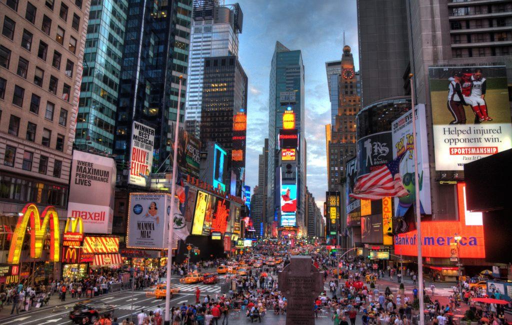 Top 10 znamenitosti, ki si jih bom ogledal v New Yorku