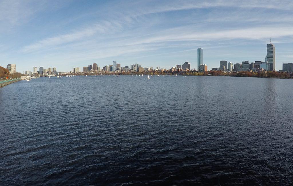 Boston! Mesto visoke izobrazbe skozi moje oči