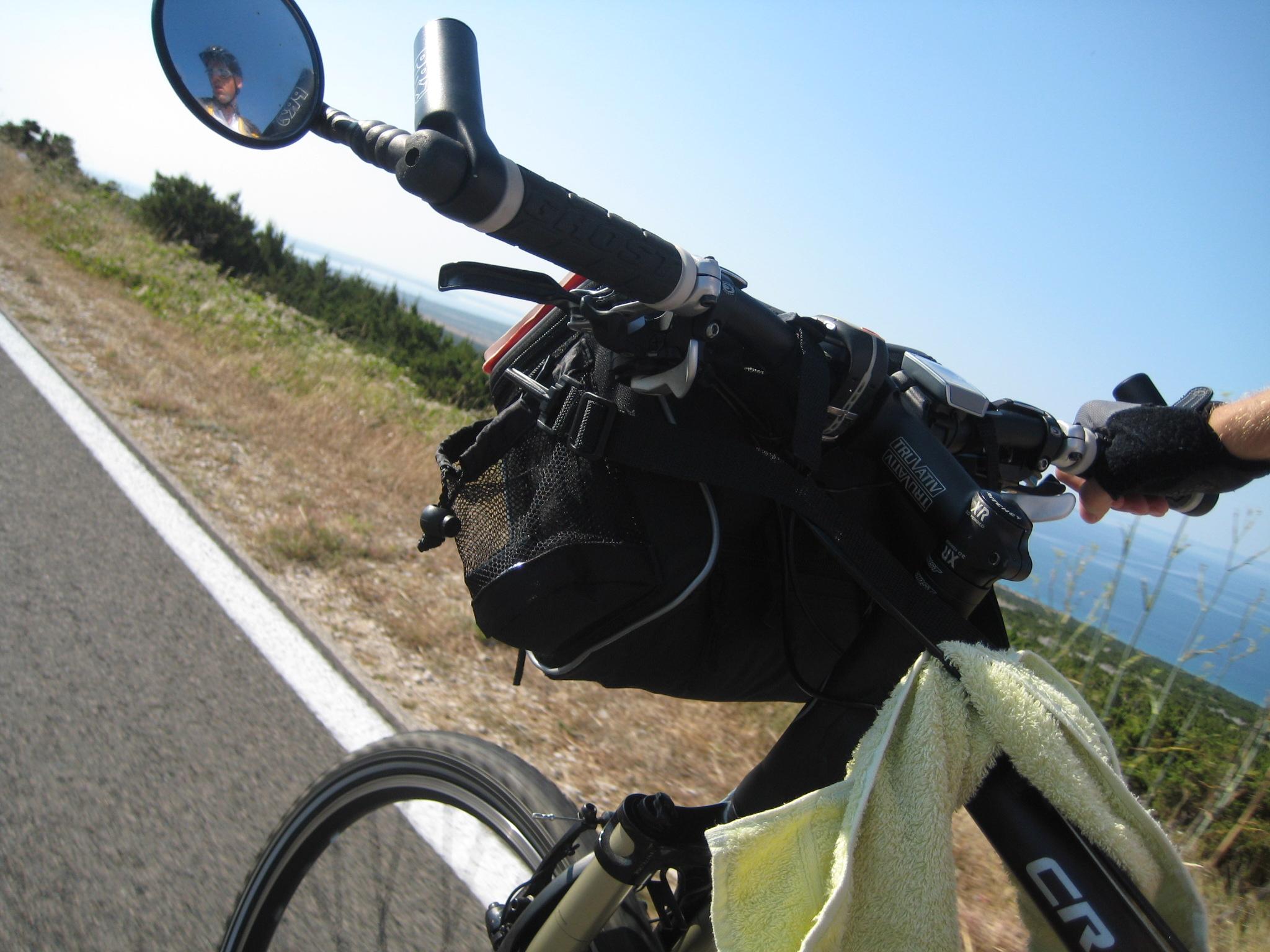 kolesarsko potovanja po jadranu
