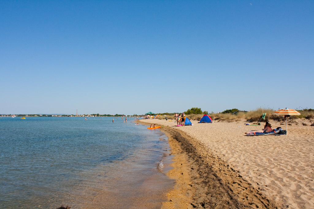 Kraljičina plaža Sabunike