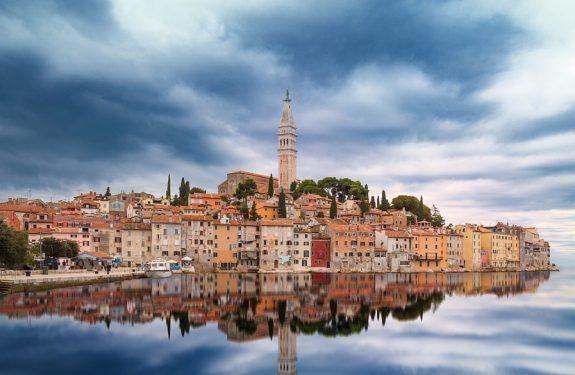 Priprave na vikend izlet z avtodomom po Istri