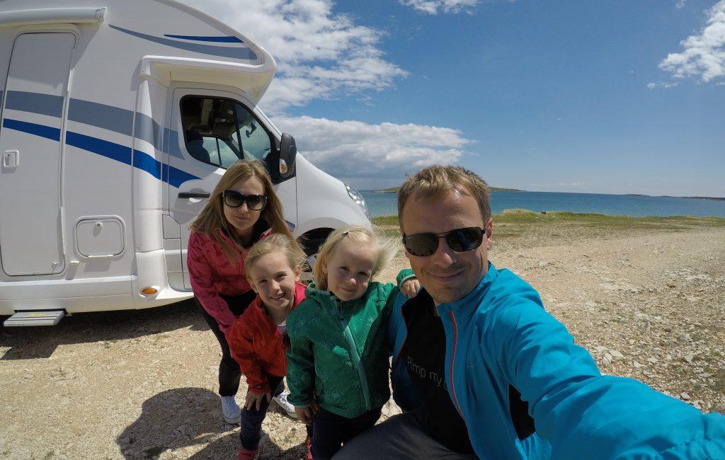 Istra tour – naše prvo potovanje z avtodomom