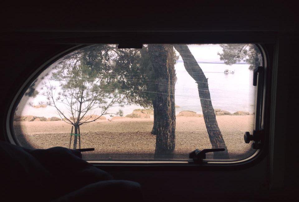 7 lekcij kempiranja in potovanja z avtodomom