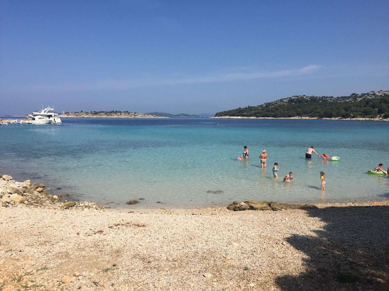 Plaža Podvrške - otok Murter