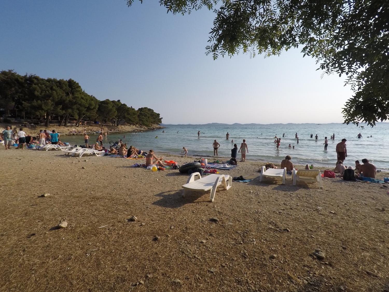 Plaža Slanica - otok Murter