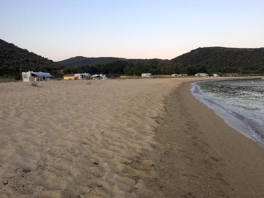 Azapiko zaliv Sithonia