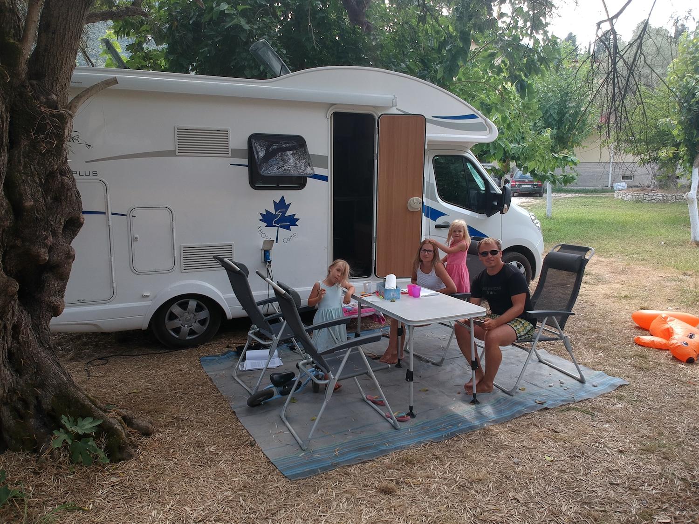 Kamp Santa Maura