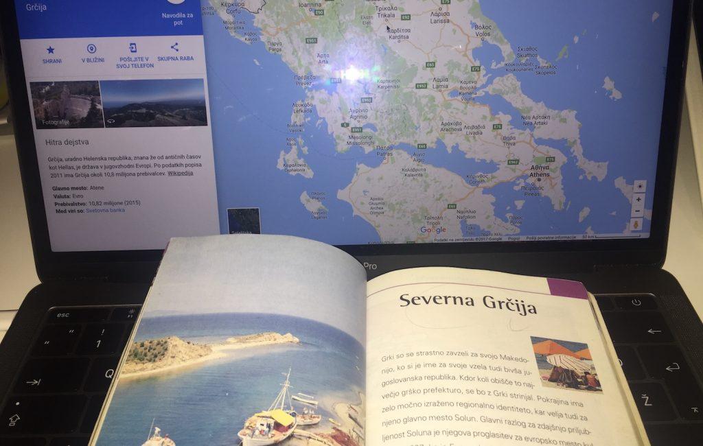 Priprave na avtodomarsko potovanje v Grčijo