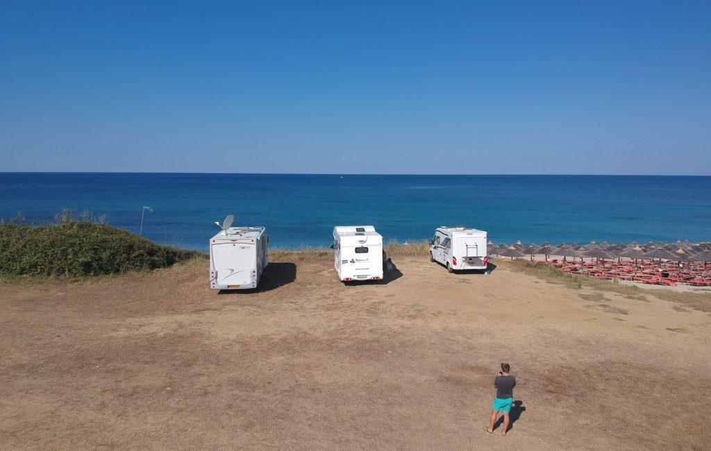 Z avtodomom po Grčiji – kratek povzetek našega potovanja