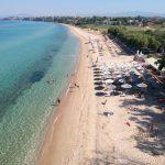 Pot do Grčije in namestitev v kampu Ouzouni Beach (1. in 2. dan)