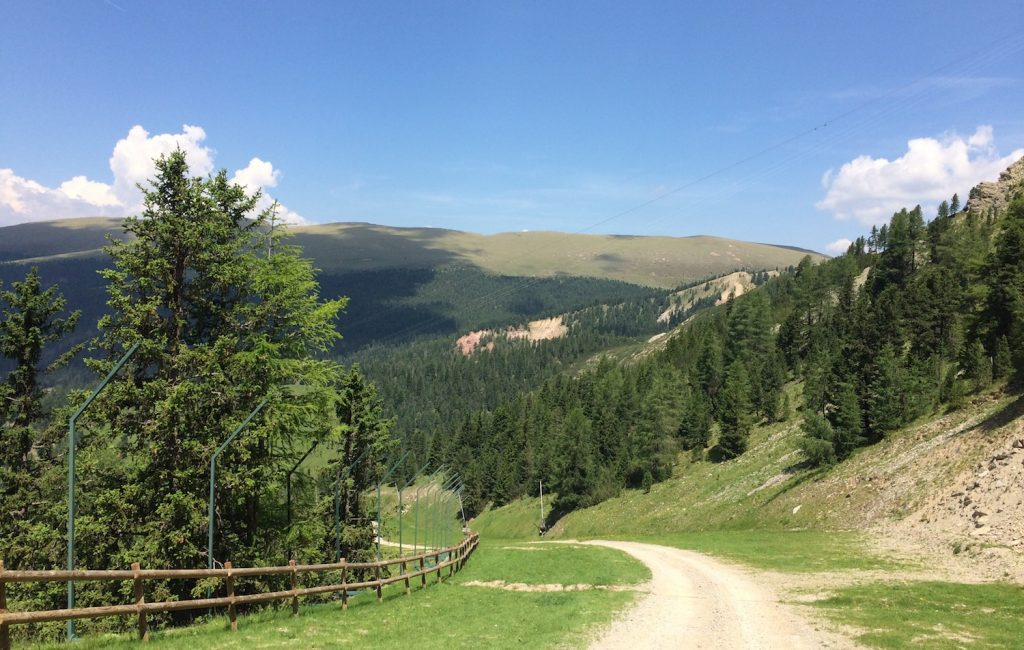 Potovanje z avtodomom po Dolomitih