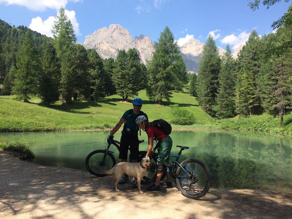 potovanja po Dolomitih