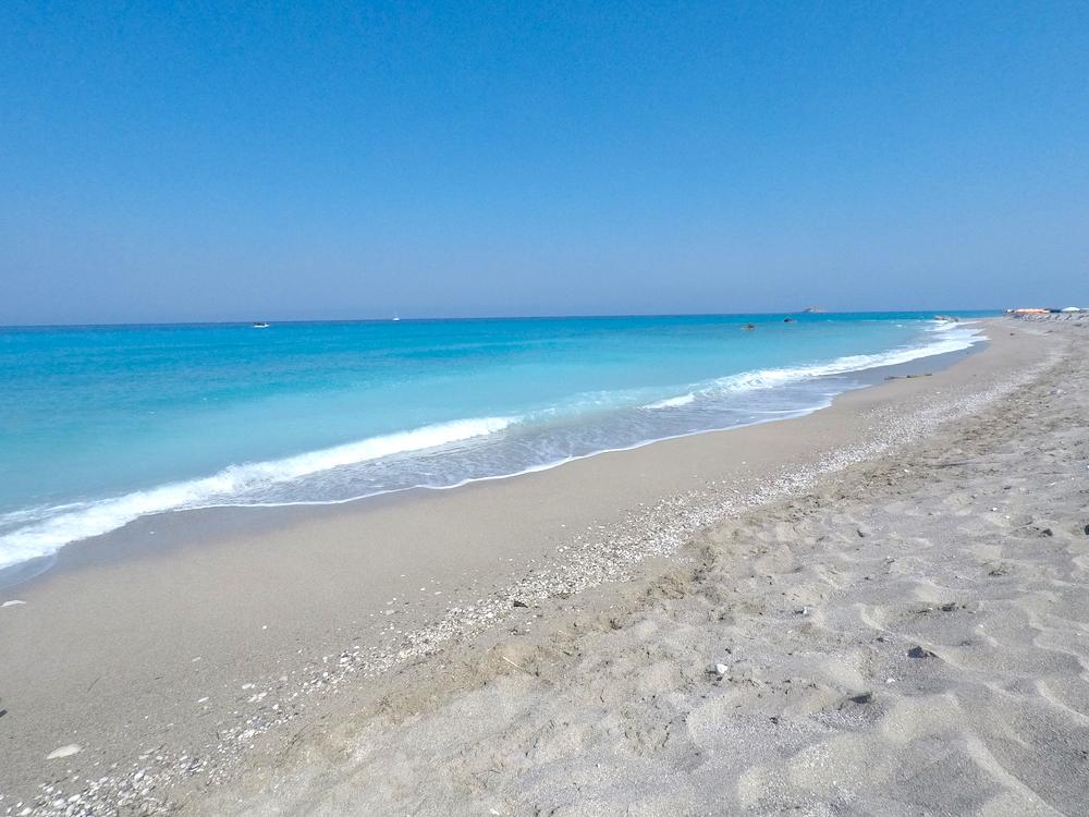 plaža Gialos - Lefkada