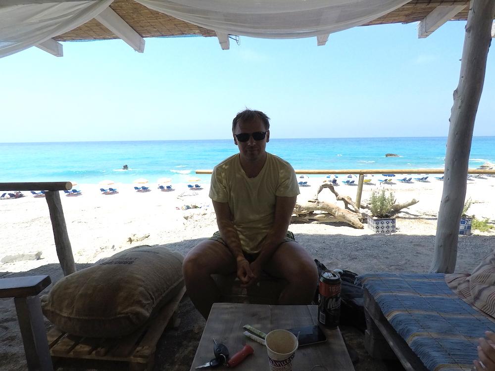 plaža Gialos