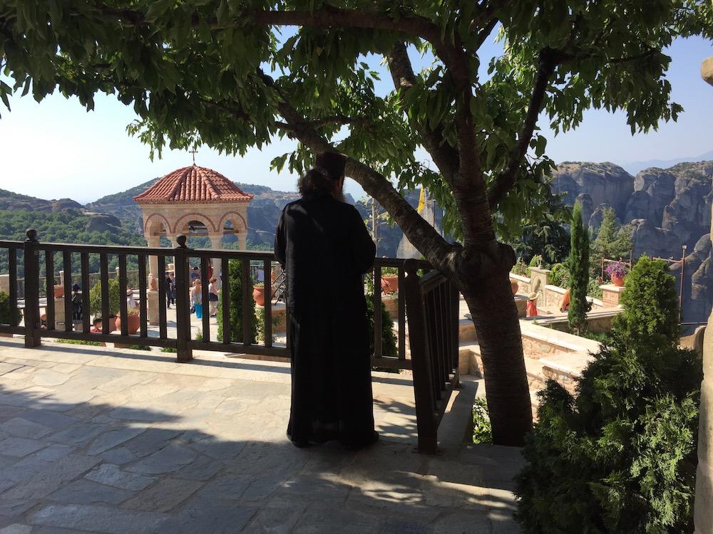 meteora ogled samostanov