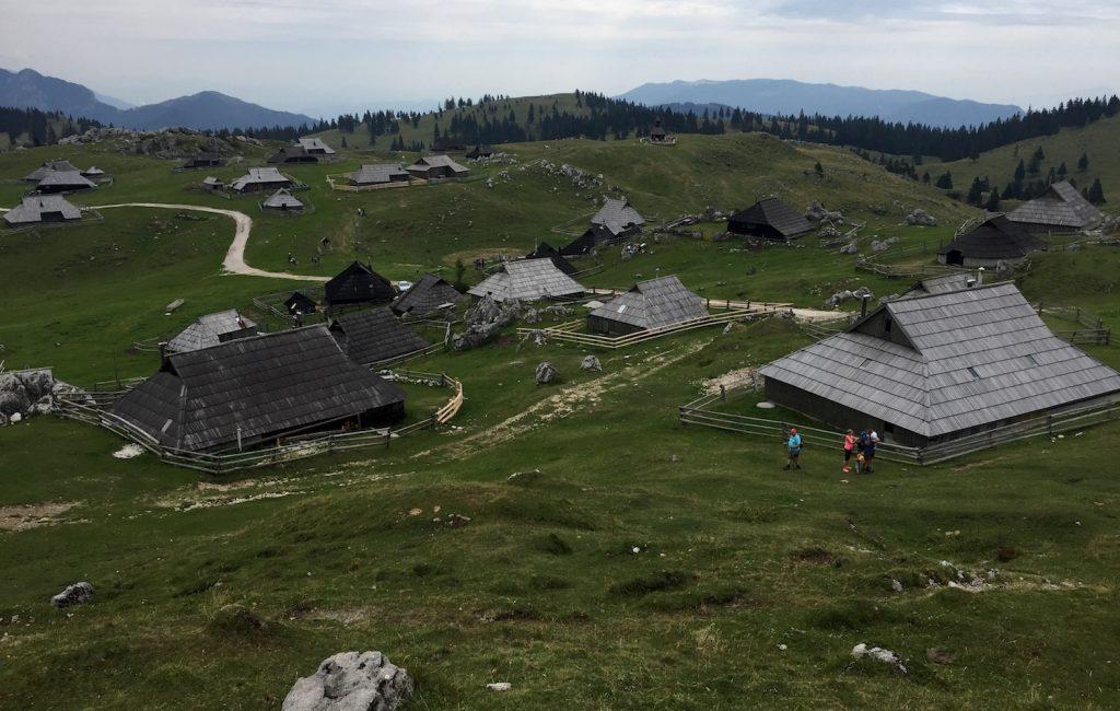 Velika planina – enodnevni družinski izlet