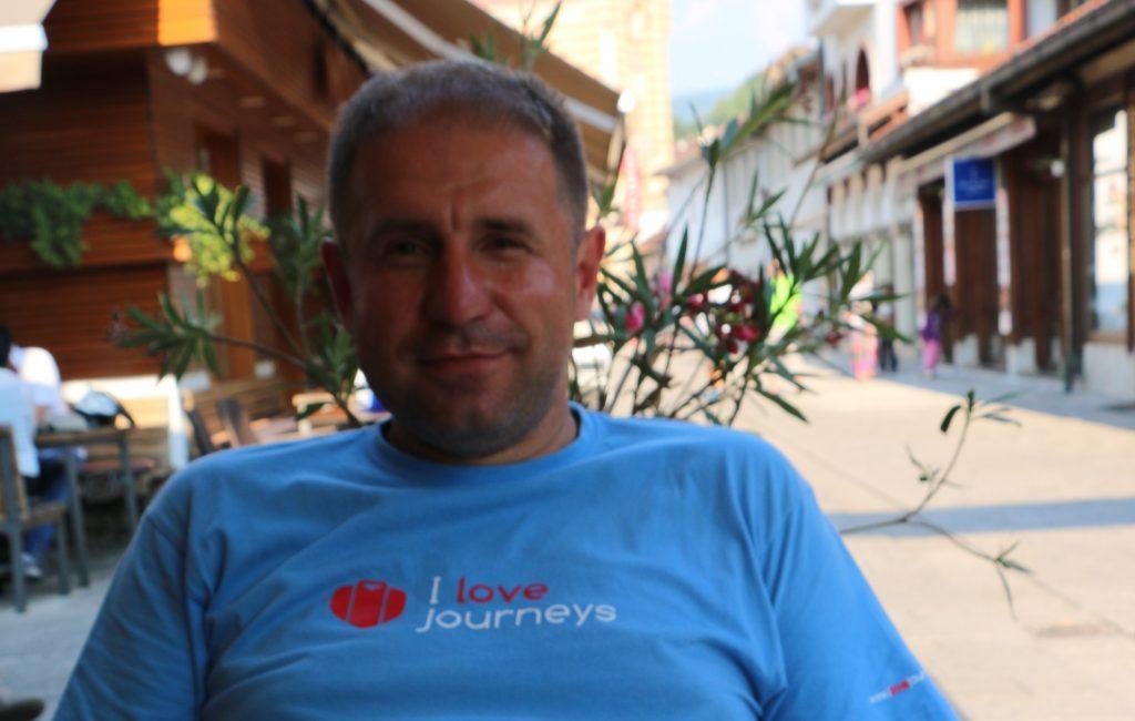 Tomaž Gorec: V zadnjih letih sem ugotovil, da najbolj uživam v potovanjih po naši bivši Jugoslaviji. [Intervju #6]
