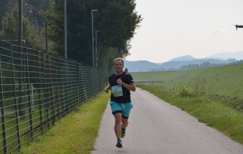 Prebijanje ledu – pot do maratona