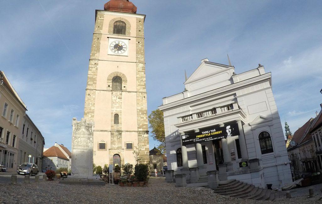 Kratek ogled mesta Ptuj