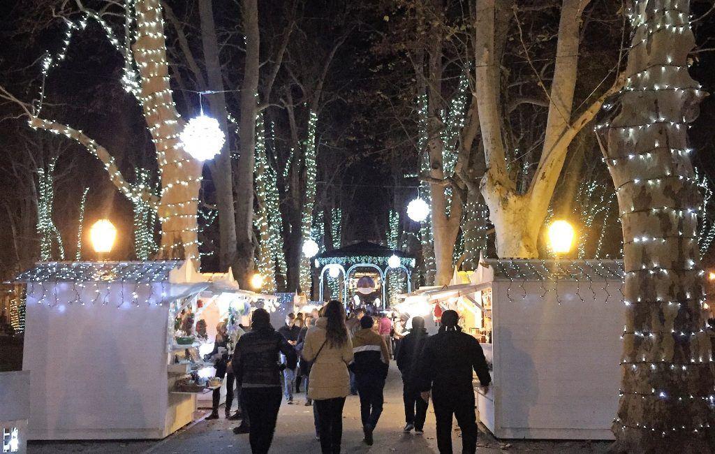 5 idej za ogled božičnega sejma v Zagrebu