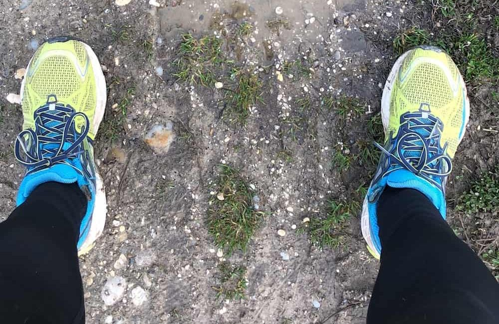 Pol leta do maratona v Amsterdamu
