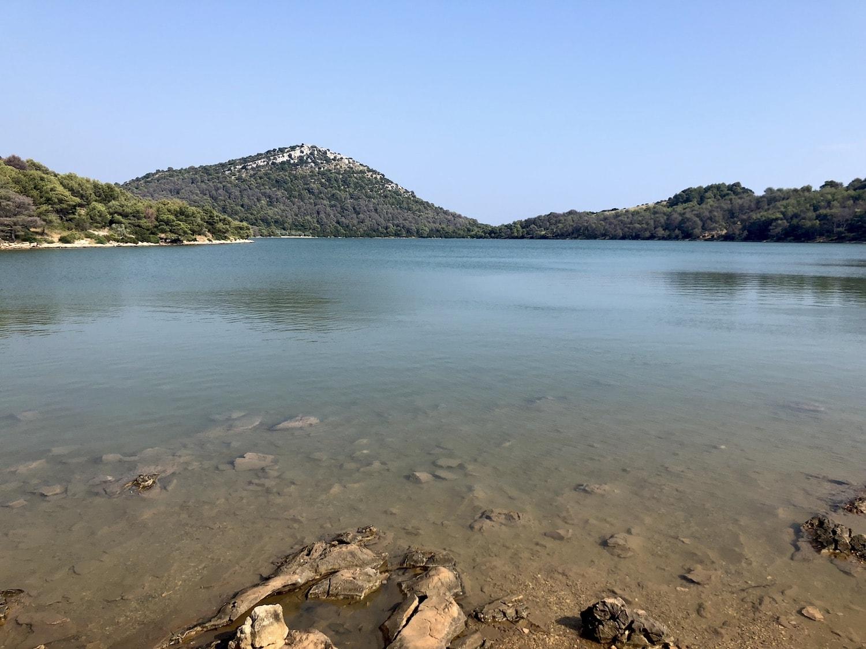 jezero mir dugi otok