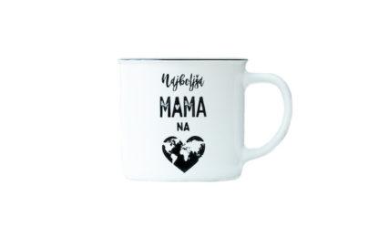 keramicni loncek - najboljsa mama
