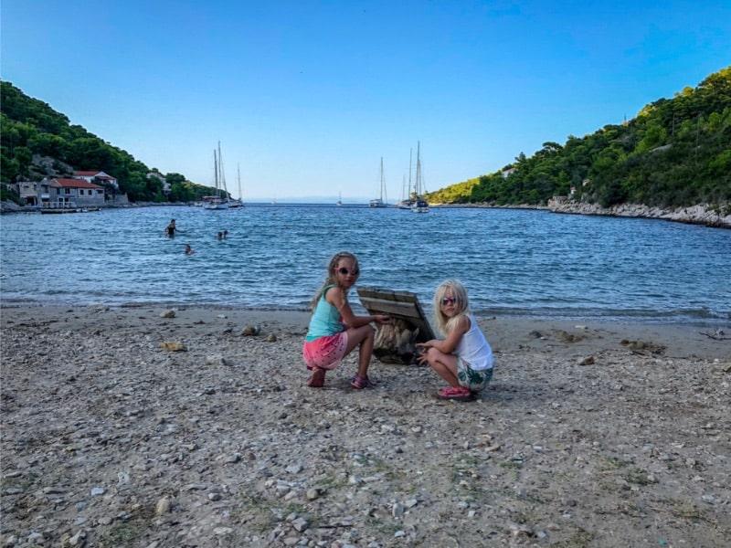 Stoncica - otok Vis
