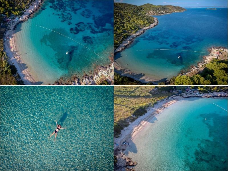 Plaža Zaglav - otok Vis