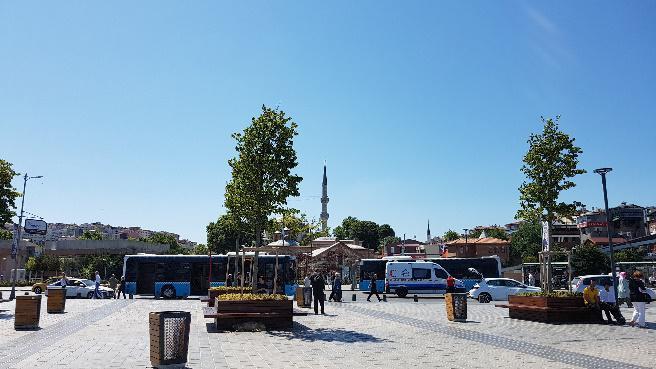 potovanje po Turčiji s počitniško prikolico - Turčija