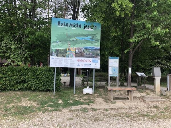 PZA Bukovniško jezero Dobrovnik