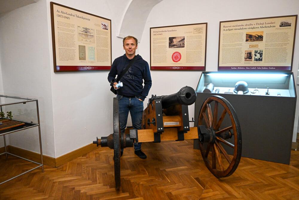 Lendavski grad in Galerija-Muzej Lendava