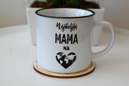 materinski dan keramični lonček