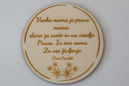 materinski dan podstavek