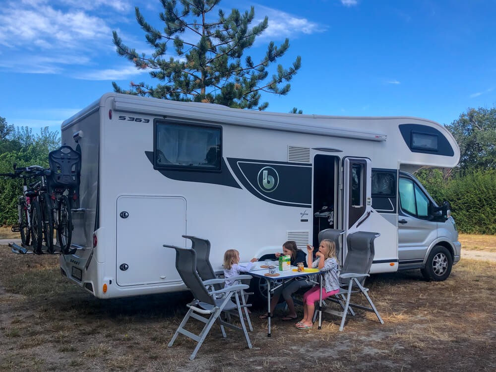 avignon camper stop
