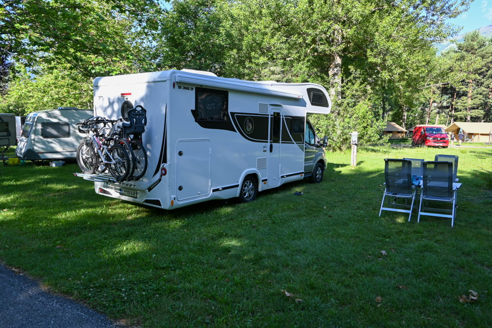 kamp Huttopia - Bourg Saint Maurice