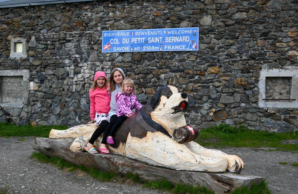 Prelaz Mali Sveti Bernard